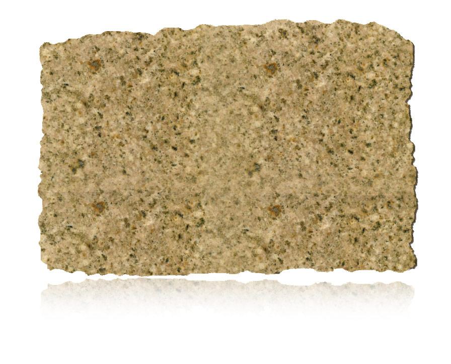 Golden Peach Granite Slab