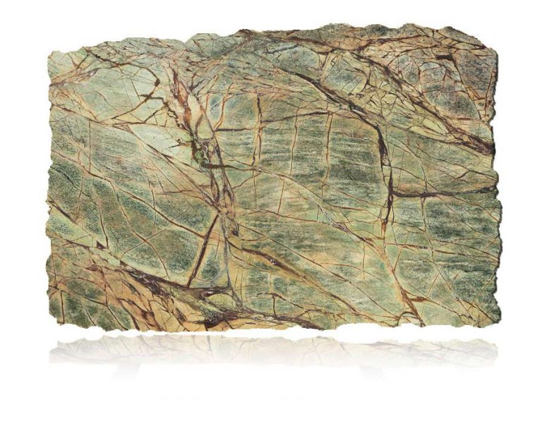 Rain Forest Granite Exotic